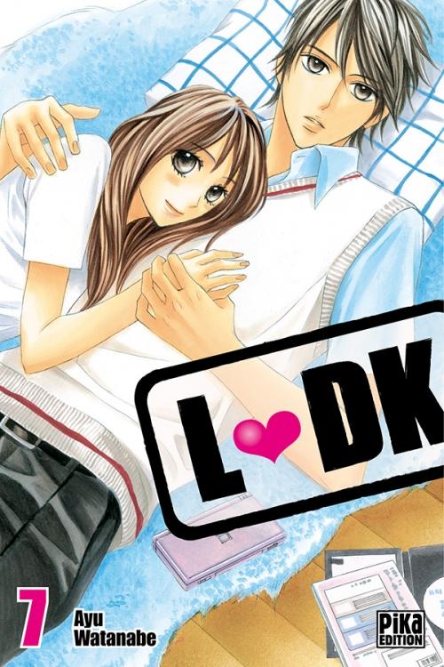 Couverture L-DK, tome 07