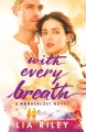 Couverture Wanderlust, book 1: With Every Breath Editions Forever 2015