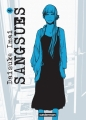 Couverture Sangsues, tome 4 Editions Casterman (Sakka) 2016