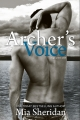 Couverture Archer's Voice Editions CreateSpace 2014