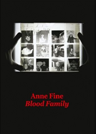 Couverture Blood Family