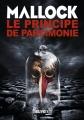 Couverture Chroniques barbares, tome 5 : Le principe de parcimonie Editions Fleuve (Noir) 2016