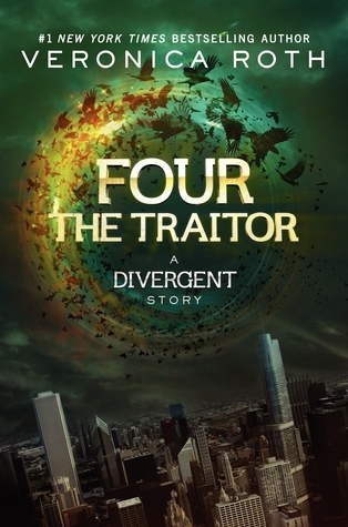Couverture Divergent, book 0.4: The Traitor