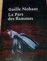 Couverture La part des flammes Editions Le Grand Livre du Mois (Le Club) 2015