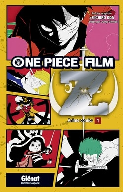 Couverture One piece film Z