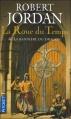 Couverture La Roue du Temps, tome 04 : La Bannière du dragon Editions Pocket (Fantasy) 2005