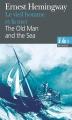 Couverture Le vieil homme et la mer Editions Folio  (Bilingue) 2002