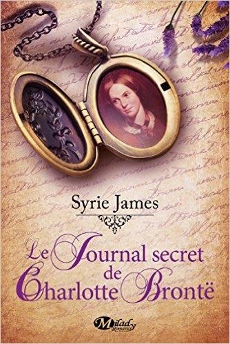 Couverture Le Journal secret de Charlotte Brontë