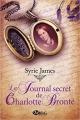 Couverture Le Journal secret de Charlotte Brontë Editions Milady (Romance) 2016