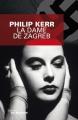 Couverture La dame de Zagreb Editions du Masque 2016