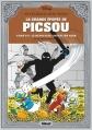 Couverture La Grande Épopée de Picsou, tome 7 : Le retour du chevalier noir Editions Glénat (Disney intégrale) 2016