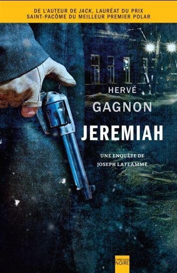 Couverture Joseph Laflamme, tome 2 : Jeremiah
