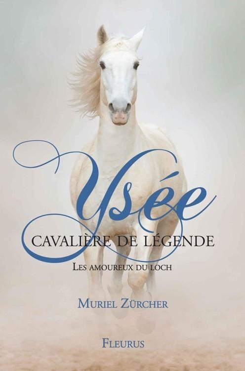 Couverture Ysée, cavalière de légende, tome 2 : Les amoureux du Loch
