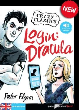 Couverture Login: Dracula