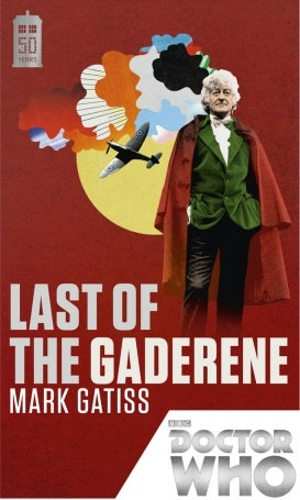 Couverture Doctor Who : Last of the Gaderene