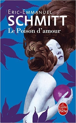 Couverture Le poison d'amour