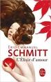 Couverture L'Élixir d'amour Editions Le Livre de Poche 2016