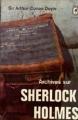 Couverture Sherlock Holme, tome 9 : Archives sur Sherlock Holmes / Les archives de Sherlock Holmes Editions Le Livre de Poche (Policier) 1972