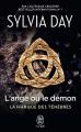 Couverture La marque des ténèbres, tome 1 : L'ange ou le démon Editions J'ai Lu (Pour elle) 2016