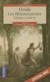 Couverture Les Métamorphoses : Livres X, XI, XII Editions Pocket (Classiques) 2005