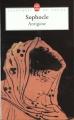 Couverture Antigone Editions Le Livre de Poche (Classiques de poche) 2003