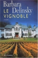 Couverture Le vignoble Editions JC Lattès 2002