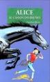 Couverture Alice au canyon des brumes Editions Hachette (Bibliothèque verte) 2000