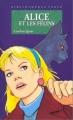 Couverture Alice et les félins Editions Hachette (Bibliothèque verte) 1998