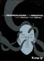 Couverture Les Derniers Jours d'un immortel Editions Futuropolis 2010