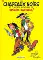 Couverture Spirou et Fantasio, tome 03 : Les Chapeaux noirs Editions Dupuis 1986