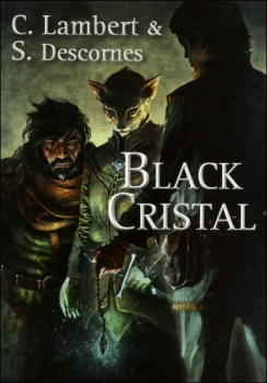 Couverture Black Cristal, tome 1