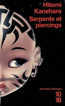 Couverture Serpents et piercings