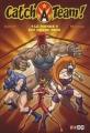 Couverture Catch-A-Team, tome 1 : Le Monde est notre ring Editions Baam! 2010