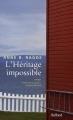 Couverture Neshov, tome 3 : L'héritage impossible Editions Balland 2010