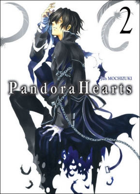 Couverture Pandora Hearts, tome 02