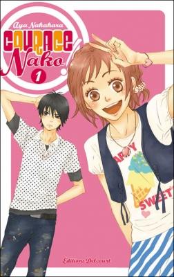 Couverture Courage Nako !, tome 1