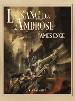 Couverture Le Sang des Ambrose