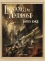 Couverture Le Sang des Ambrose Editions L'Atalante (La Dentelle du cygne) 2010