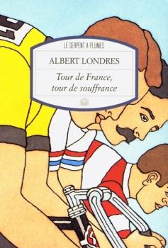 Couverture Tour de France, tour de souffrance