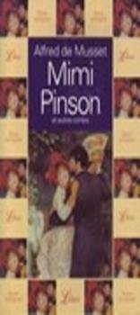Couverture Mimi Pinson et autres contes