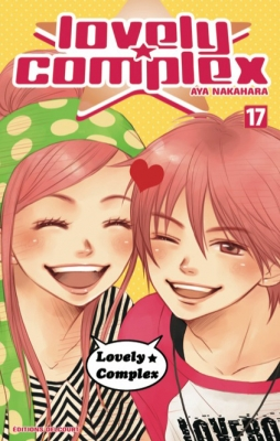 Couverture Lovely Complex, tome 17
