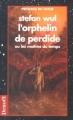 Couverture L'orphelin de Perdide Editions Denoël (Présence du futur) 1993