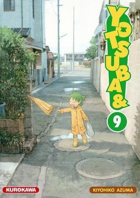 Couverture Yotsuba, tome 09