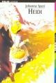 Couverture Heidi /  Heidi, fille de la montagne Editions Folio  (Junior) 1993