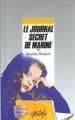 Couverture Le journal secret de Marine Editions Rageot (Cascade) 1991