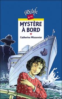 Couverture Mystère à bord