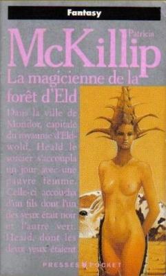 Couverture La Magicienne de la forêt d'Eld