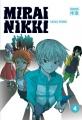 Couverture Mirai Nikki, tome 04 Editions Casterman (Sakka) 2009