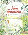 Couverture Nos saisons Editions Nathan (Album) 2016