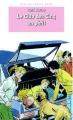Couverture Le club des cinq en péril Editions Hachette (Bibliothèque rose) 1996